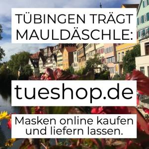 Tübingen trägt Maultäschle.